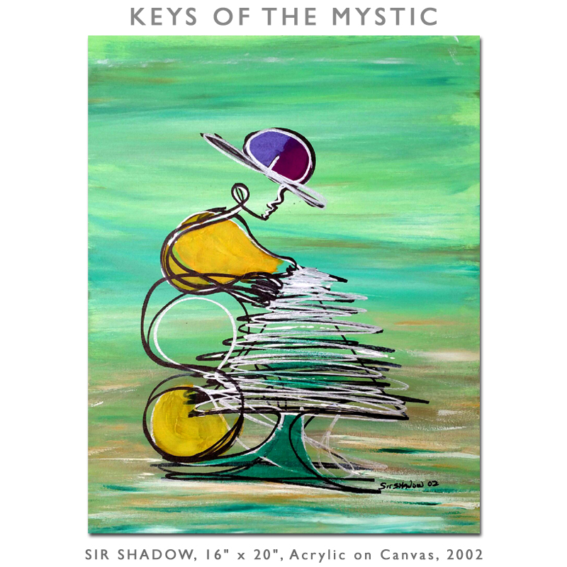 Keys of the Mystic - Paintings Archive