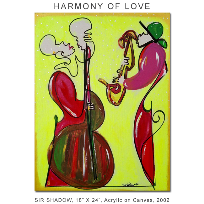 ~Harmony of Love - Painting Archive