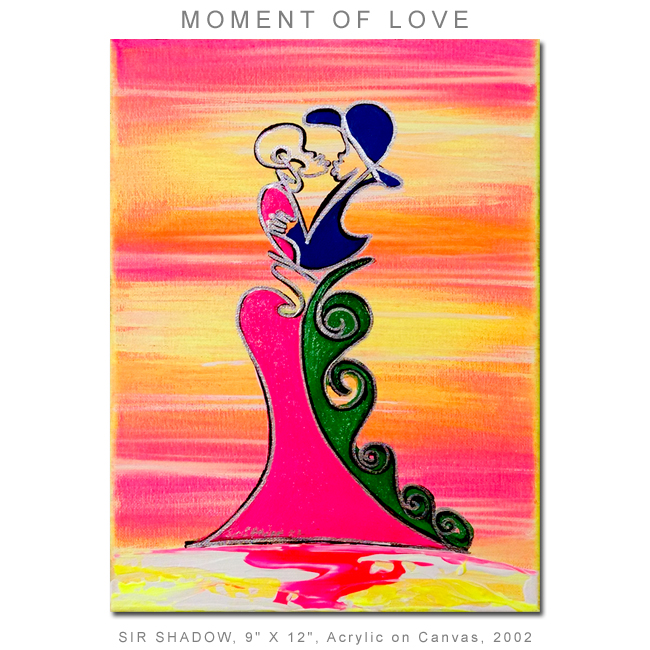~Moment of Love - Painting Archive