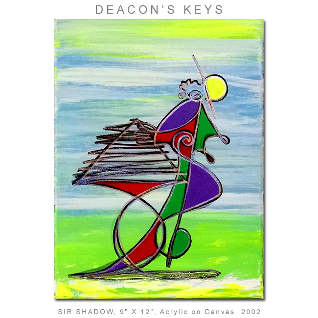 ~Deacon's Keys - Painting Archive